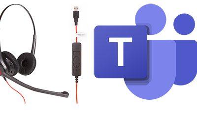 Avalle Defero USB und MS Teams Headset